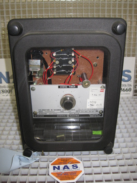 12SAM99AG1A ~ GE Static Timer Relay PN: 12SAM99AG1A ~ Type: SAM