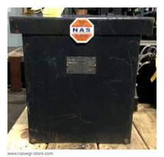 1435064E , Westinghouse 1435064E Transformer , Type AIR , Single Phase , Class B Insulation , Serial: 6147634 , 60 Hz , 240/480 to 120/240 Voltage , 10 KVA , Continuous Temp. Rise 80 C , 1.8% IMPEDANCE at 75 C , PN: 1435064E