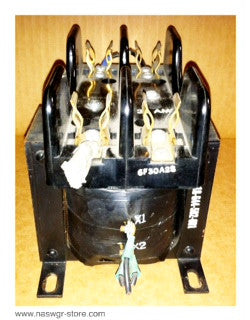 18-644-502-001 , Allis Chalmers Potential Transformer, 6F30A2S , Double Fused , PN: 18-644-502-001
