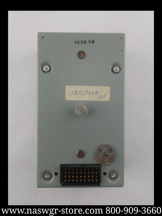 General Electric TA9VT20A1 MicroVersaTrip Solid State Unit