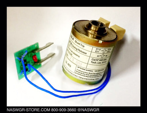 685654 ~ Merlin Gerin / Schneider Electric 685654 MX-A Shunt Trip XF-E Open/Close Coil