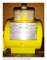 71681 ~ Sangamo 71681 Current Transformer ~ Ratio: 400:5