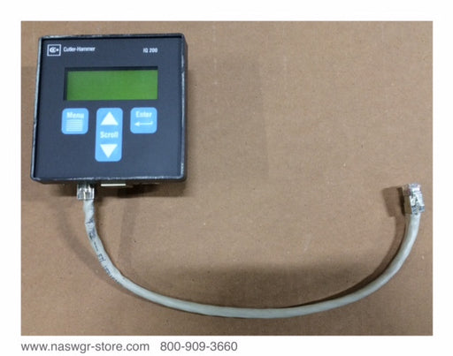 66C2055G01 ~ Cutler Hammer 66C2055G01 Electrical Distribution System Meter Display
