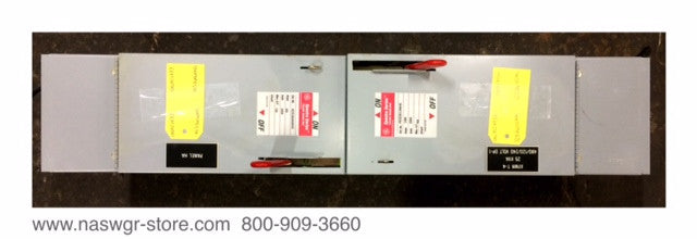ADS26100HK ~ ADS36060HS ~ GE Spectra Series Twin Fusible Switch ~ 60 Amp ~ 100 Amp