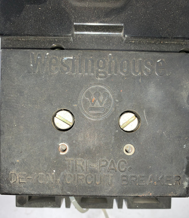 Westinghouse FA3030P Molded Case Circuit Breaker