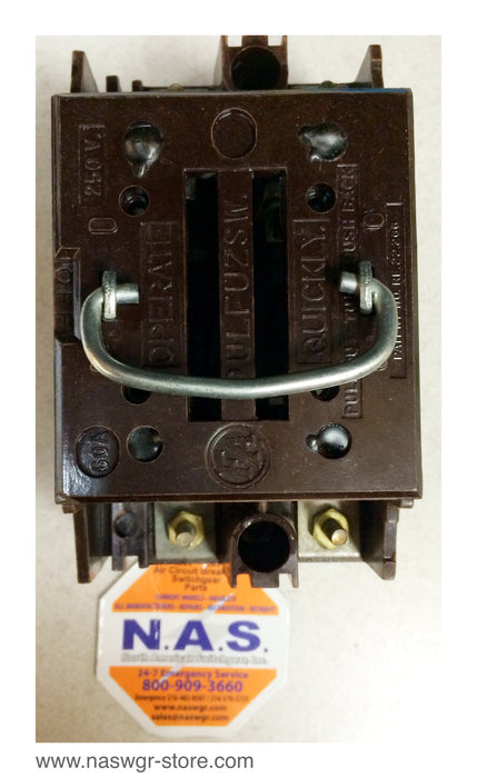 783A603H01 , DHP 783A603H01 Fuse Pull Out Block , 60 Amp , Fuses not included , PN: 783A603H01