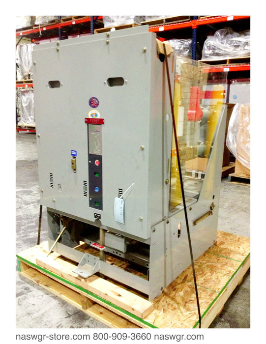 15PV2CDSTX-01 ~ DST-15-500 ~ Powell 15PV2CDSTX-01 Circuit Breaker 1200 amp ~ Powell 15PV Vacuum Circuit Breaker , Retrofill for , Federal Pacific DST-15-500 Circuit Breaker