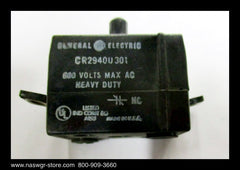 CR2940U301 ~ GE CR2940U301 Microswitch