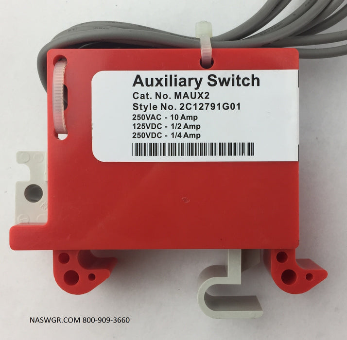 Eaton MAUX2 Auxiliary Switch