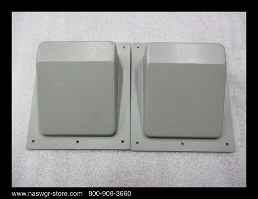 New External Door Vent used in Outdoor Allis Chalmers / Siemens MA-250 Switchgear