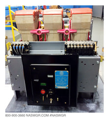 K-1600 ~ ITE K-1600 Circuit Breaker ~ ABB K-1600 Air Framed Power Circuit Breaker