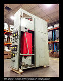 MA-250C1 Switchgear ~ Allis Chalmers MA-250C1 1200 Amp Switchgear