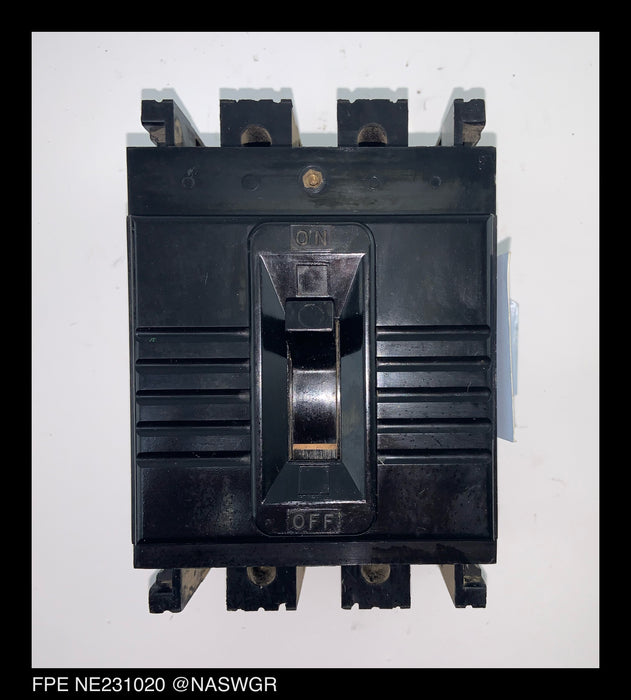 FPE NE231020 Molded Case Circuit Breaker