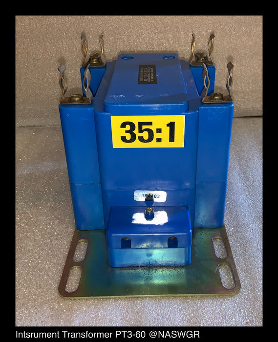 Instrument Transformers PT3-60 Potential Transformer