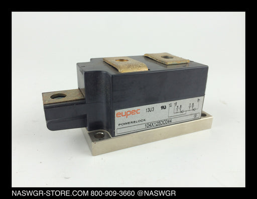 104X125DC044 ~ Eupec 104X125DC044 Power Block