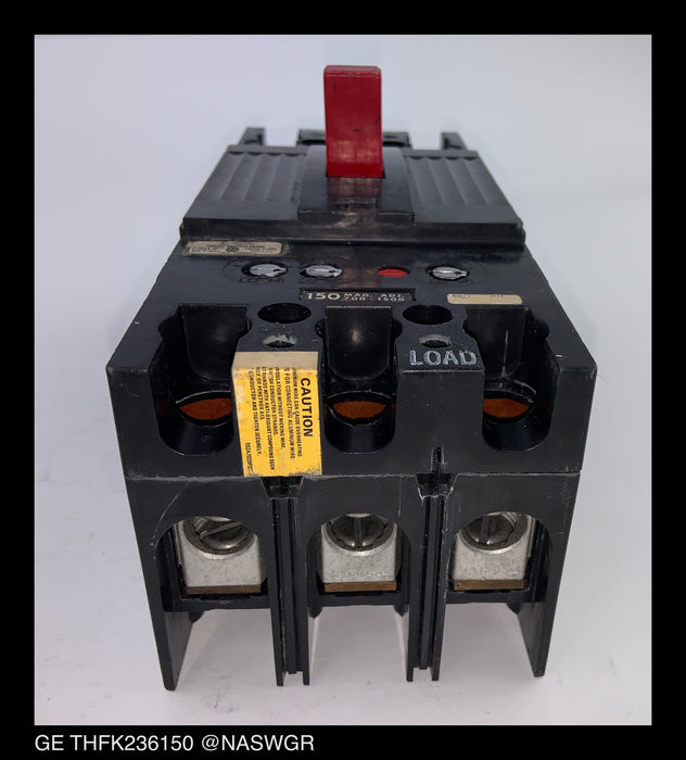General Electric THFK236150 Molded Case Circuit Breaker