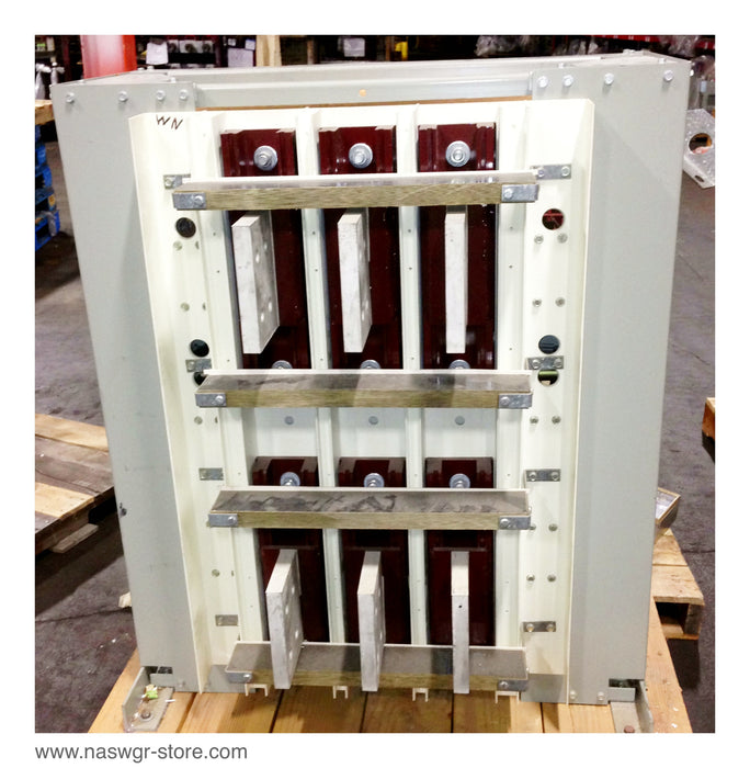 TPSS8630DGA3FC ~  GE TPSS8630DGA3FC Circuit Breaker 3000 amp PowerBreak Houston Style Drawout LSG
