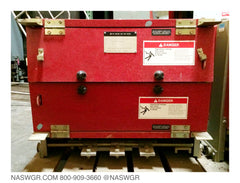 Westinghouse 1200/2000 VCP Ground and Test Device ~ 692C300G02