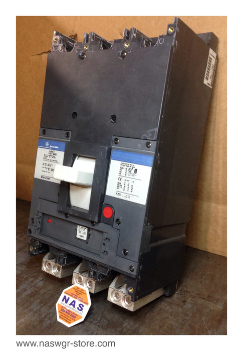 GE SKHA36AT1200 Circuit Breaker 1200 amp