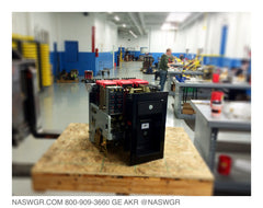 GE AKR-7D-30H Circuit Breaker ~ EO/DO ~ GEF-4567