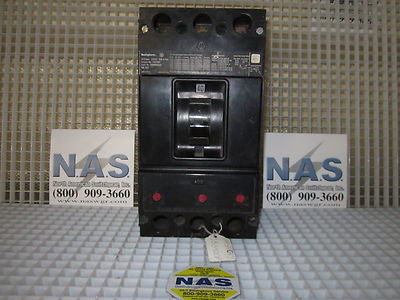 Westinghouse LB3400F molded case circuit breaker
