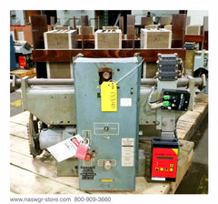 LA-4000 ~ Allis Chalmers LA-4000 Air Circuit Breaker