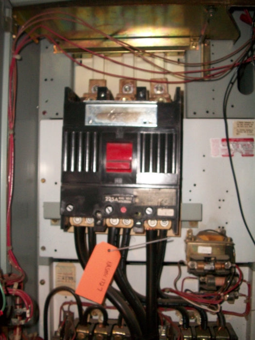 THJK36F000- General Electric Circuit Breaker