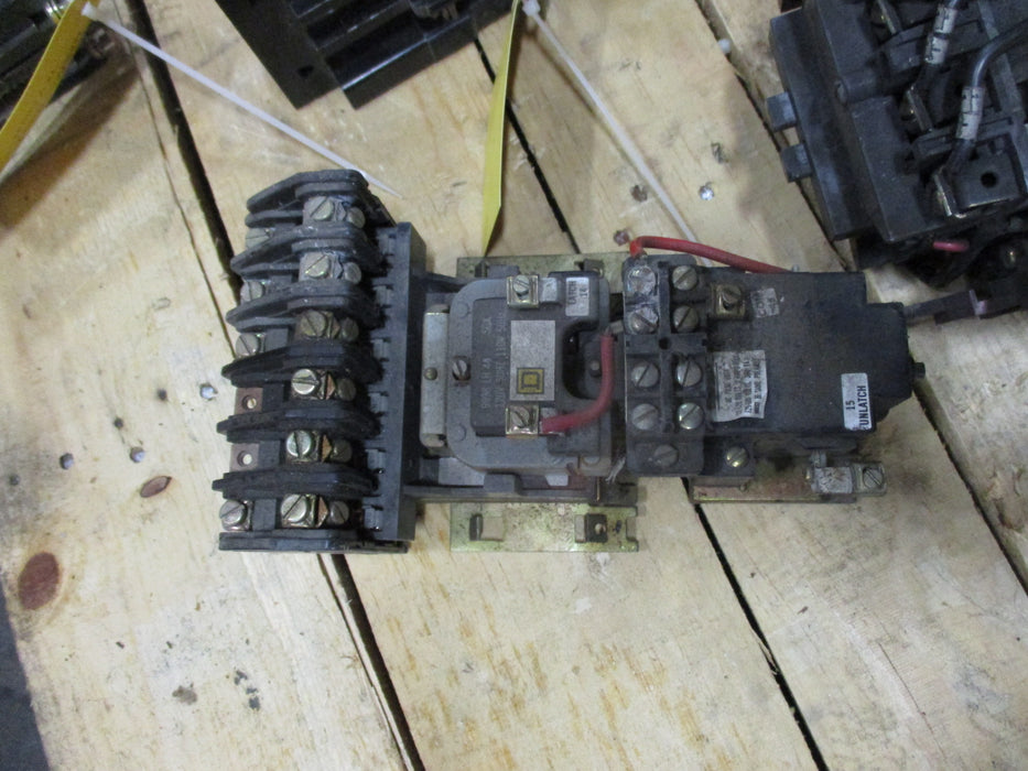 Square D LXO 60 Lighting Contactor