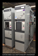 EATON MDS-C32 Switchgear ~ CUTLER-HAMMER MDS-C32 Switchgear ~ EATON Magnum DS Switchgear