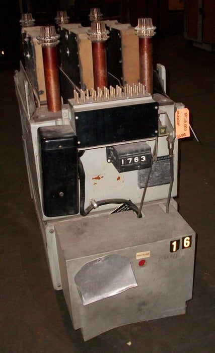 AM-250CDE - AM-250CDEF - Allis Chalmers 1200 AMP Circuit Breaker