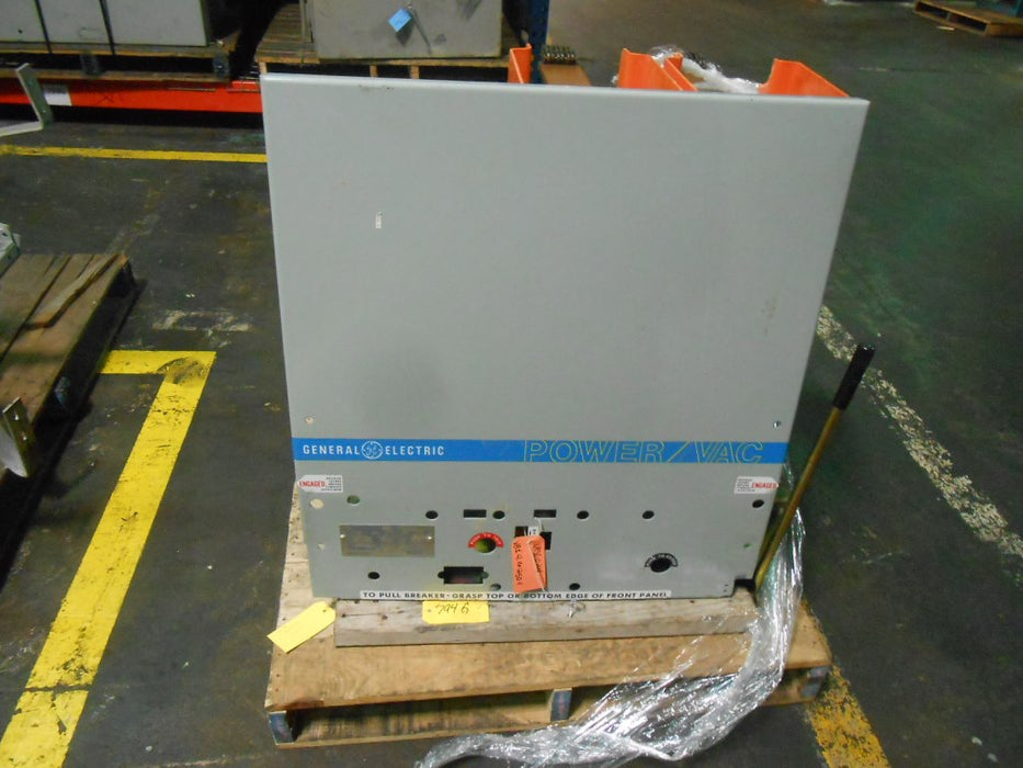 VB1-4.16-250-1 General Electric - Power VAC Circuit Breaker