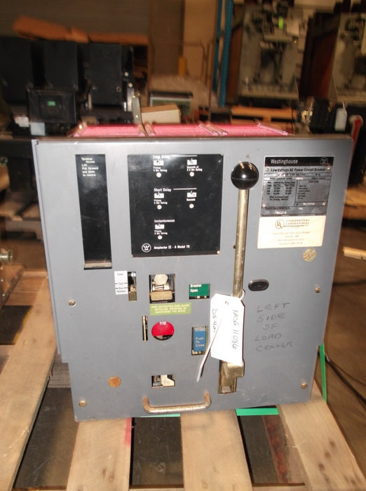 DS-420 Circuit Breaker, Westinghouse / Square D