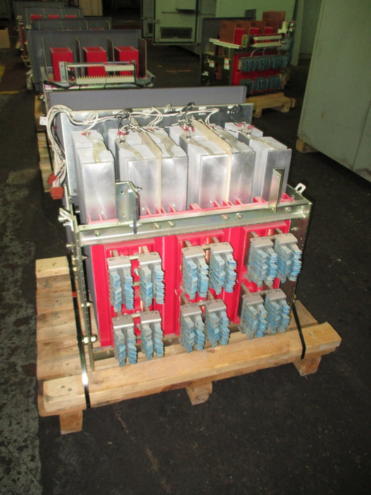 4000FT Cutler Hammer Low Voltage AC Fuse Drawout