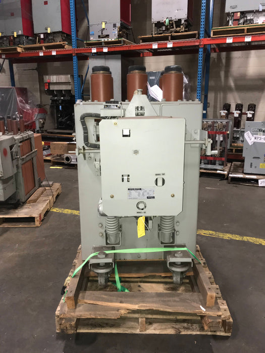 AM4.16-350-2H General Electric Magne-blast Circuit Breaker