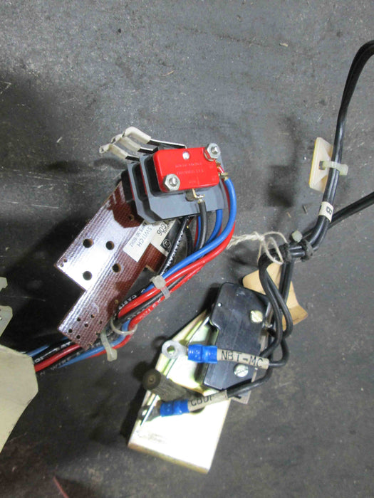 HLC Molded Case Auxiliary Switch & Limit Switch