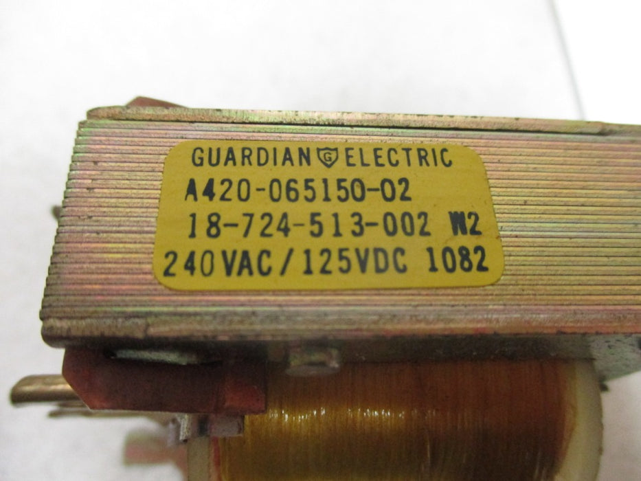 Guardian Electric 18-724-513-001 Shunt Trip