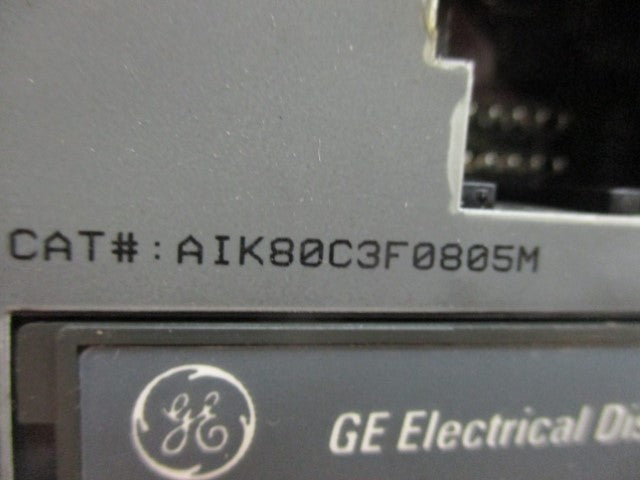 AIK80C3F0805M - General Electric - Microversa Trip PM Solid State Device