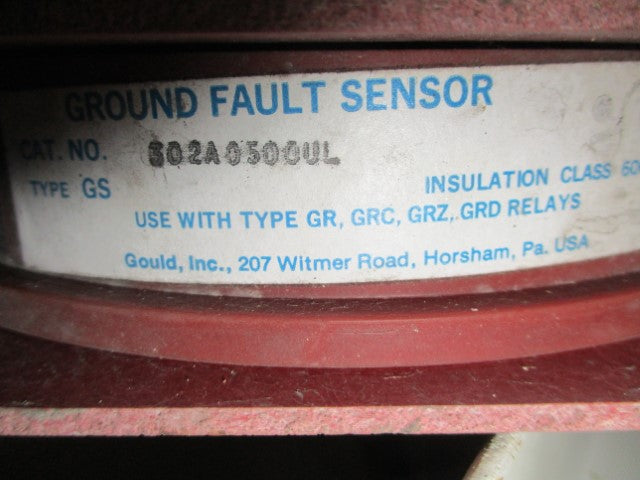 302A0500UL - ITE - GS Ground Sensor