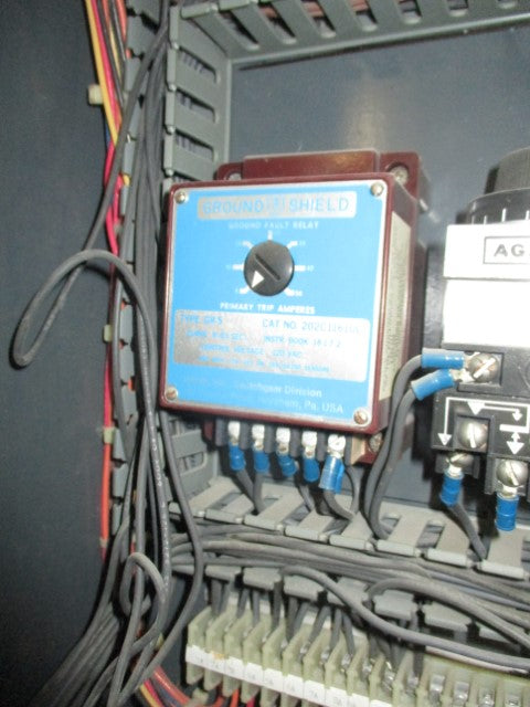 2021161UL - Gould - GR-5 Ground Fault Relay