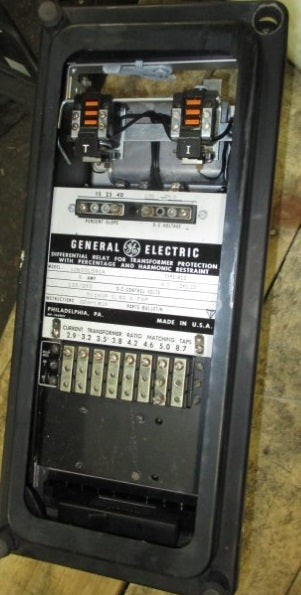 12BDD15B1 - General Electric - Relay