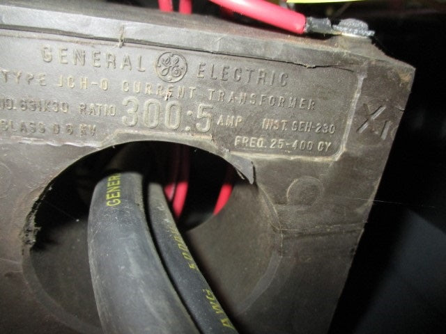 631X30 - General Electric - Current Transformer