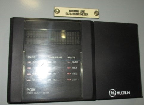 PQM-T20 - General Electric Meter