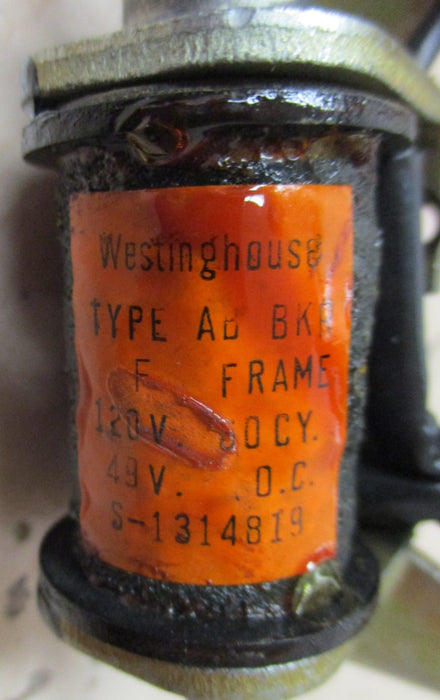 S-1314819 - Westinghouse Shunt Trip Assembly & Bell Alarm