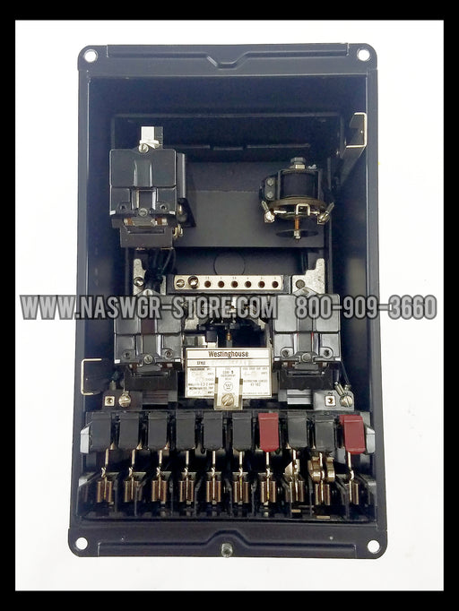 Westinghouse 289B355A11 Over Current Relay