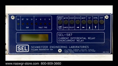 0587003X5B1 ~ Schweitzer Engineering Laboratories 0587003X5B1 SEL-587 Current Differential Relay / Overcurrent Relay ~ Schweitzer SEL-587