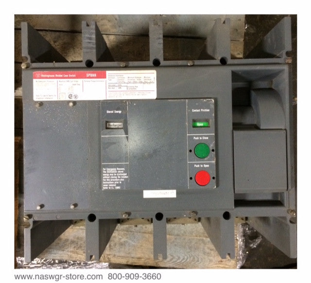 Westinghouse 1230C70G03 Manual Transfer Switch — North American