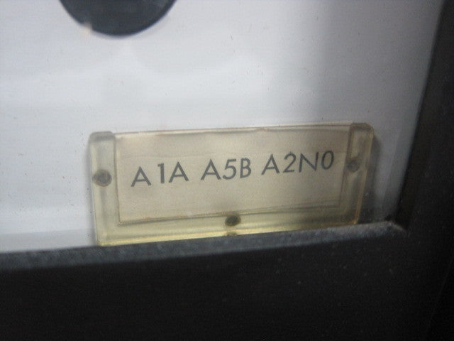 Basler BE1-79 Reclosing Relay PN: A1A A5B A2N0