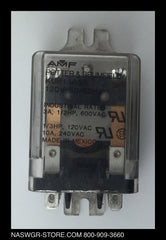 KUP-11A55-120 ~ Potter & Brumfield KUP-11A55-120 Y Relay
