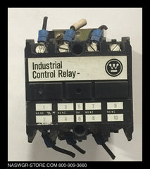 ARD44OUR ~ Westinghouse ARD44OUR Control Relay