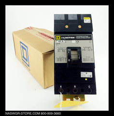 FI36040 ~ Unused Surplus in Box Square D FI36040 Circuit Breaker